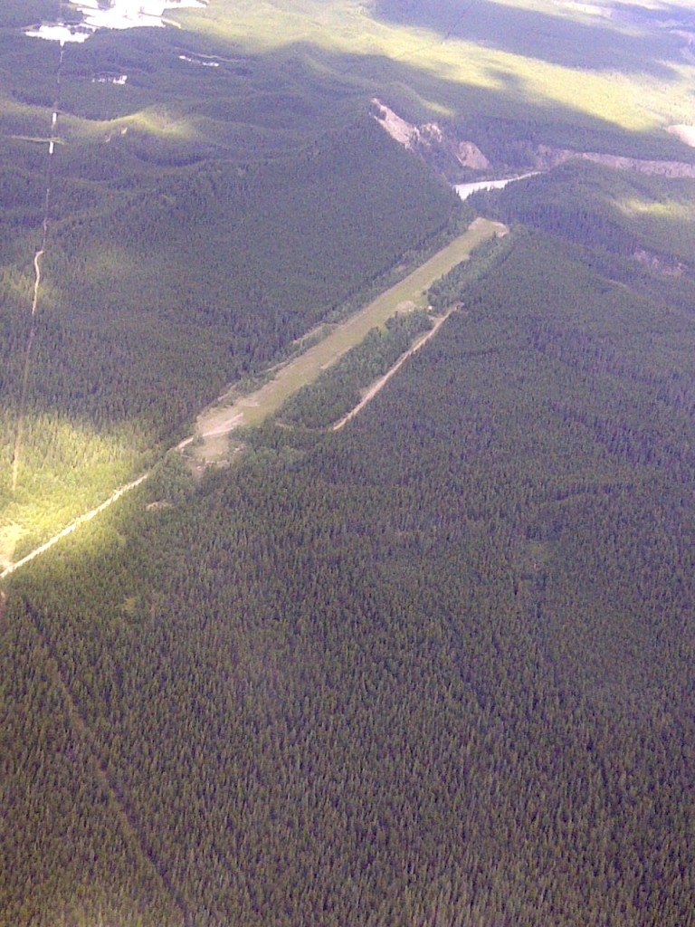 Thunderlake airfield